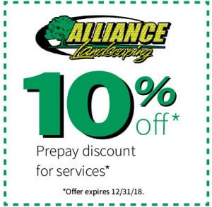 Give the gift of a greener lawn with Alliance Landscaping in Bedford NH